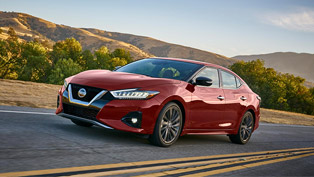 2019 Nissan Maxima is rated top large vehicle for second consecutive year!