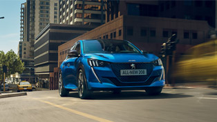 PEUGEOT team reveals new 208 and e-208 machines at CarFest events!