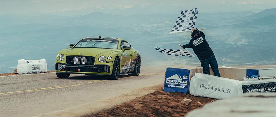 2019 Bentley GT Continental