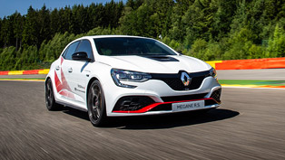 New Renault Megane Trophy-R sets a new lap record!