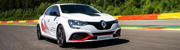 New Renault Megane Trophy-R sets a new lap record!