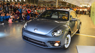 volkswagen calls it a day: puebla plant has released the last beetle machine