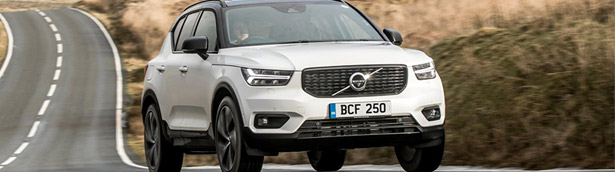 Volvo XC40 takes home one more award. Details here!