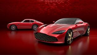 Aston Martin reveals new DBZ GT Zagato lineup!