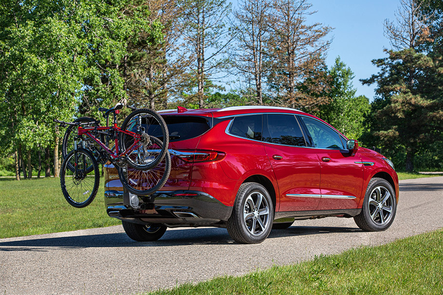 New Buick Enclave makes its debut