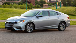 Honda reveals details about upcoming 2020 Insight lineup