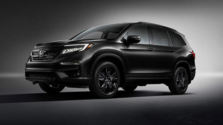 Honda reveals details about upcoming 2020 Honda Pilot Black Edition lineup
