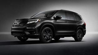 Honda reveals details about upcoming 2020 Honda Pilot Black Edition lineup