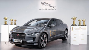 Jaguar I-PACE achieves a historic triple win at prestigious motorsport events!