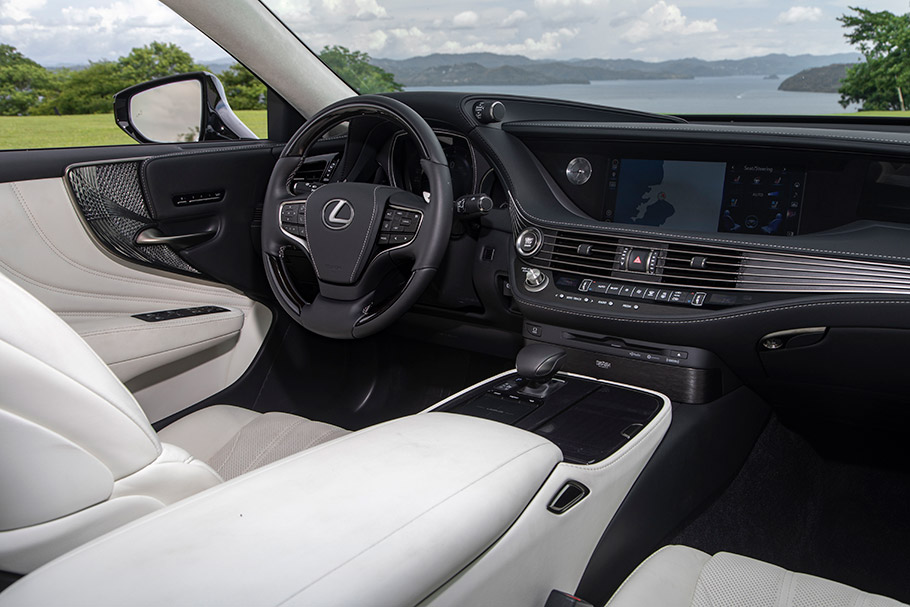 2020 Lexus LS500 Inspiration Edition