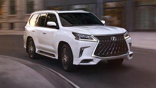 Lexus reveals new LX 570 Sport Package upgrade!