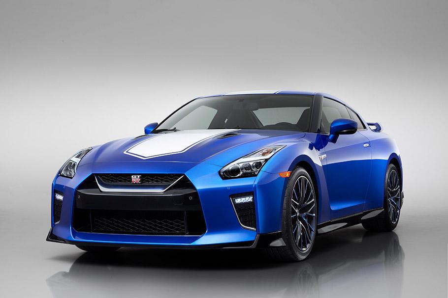 2020 Nissan 50th Anniversary GT-R