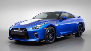 nissan announces details about new gt-r models