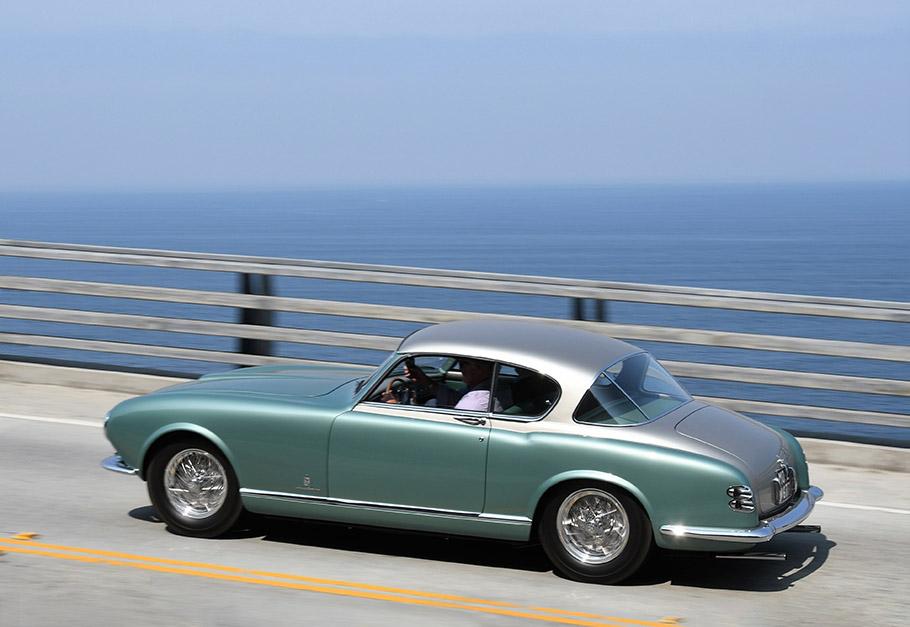 1953 Ferrari 342 America