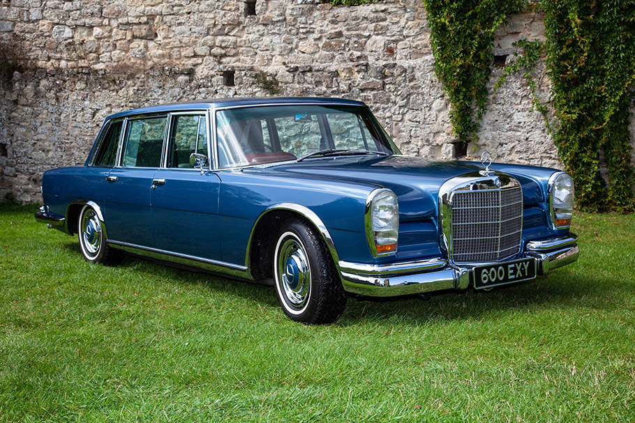 1966 Mercedes Benz 600 Grosser