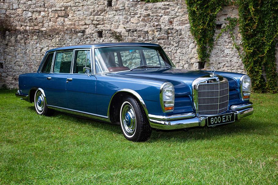 1966 Mercedes Benz 600 Grosser