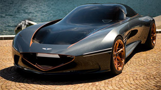 Genesis Essentia Concept takes home one more prestigious award!