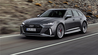 Audi announces details about new RS 6 Avant model