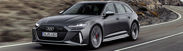 Audi announces details about new RS 6 Avant model