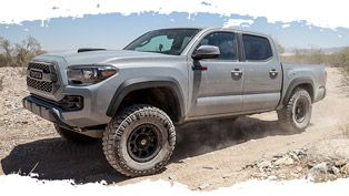 win $5,000 for your tacoma from redrock 4x4