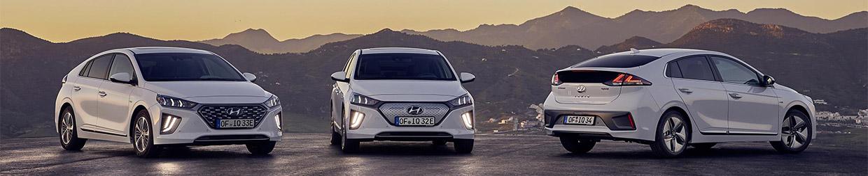 2019 Hyundai IONIQ lineup
