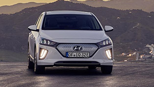 new hyundai ioniq lineup receives the prestigious 5-star award from euro ncap