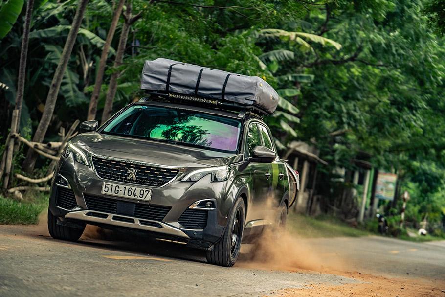 2019 Peugeot 3008 SUV Concept