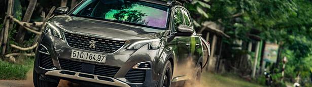 Peugeot reveals details for new 3008 SUV Concept machine! Check it out!