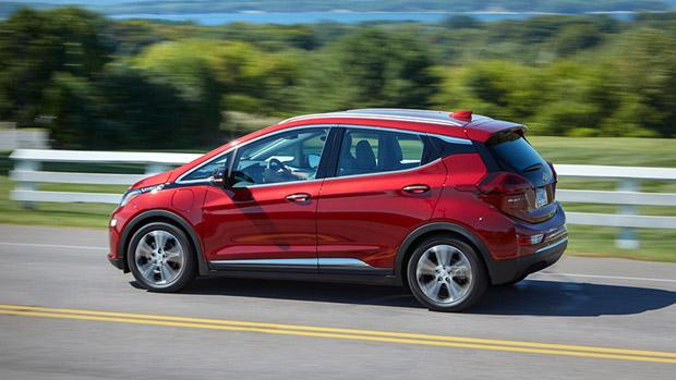 Chevrolet announces details about upcoming Bolt EV!