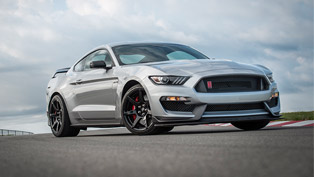 new mustang shelby comes with tons of upgrades and new features