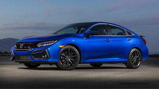 Honda presents new Civic Si Sedan and Coupe models