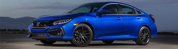 Honda presents new Civic Si Sedan and Coupe models