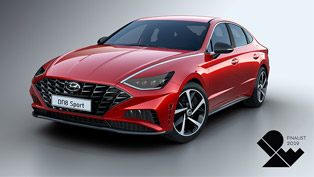 Hyundai Sonata and Le Fil Rouge Concept receive recognition from IDEA