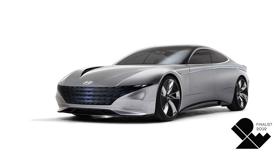 2020 Hyundai Le Fil Rouge Concept
