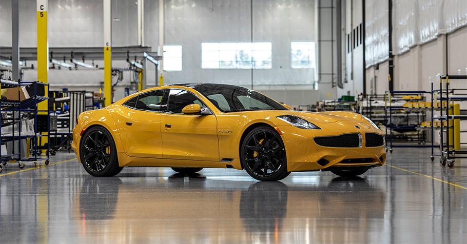 2020 Karma Automotive Revero