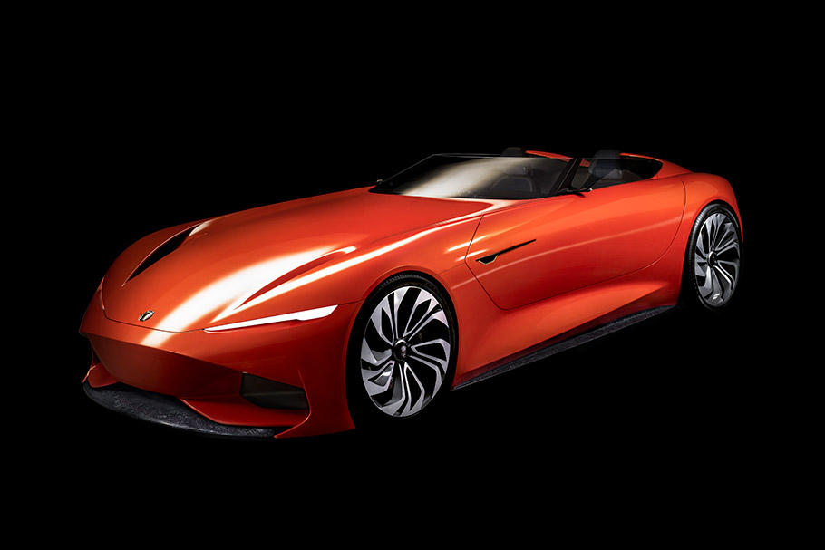 2020 Karma Automotive SC1 Vision Concept