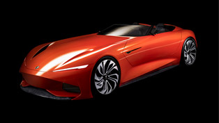 Karma Automotive team unveils SC1 Vision Concept at this year's Concours d'Elegance