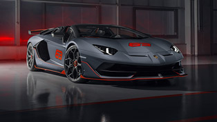 Lamborghini reveals a limited run of SVJ 63 Aventador machines