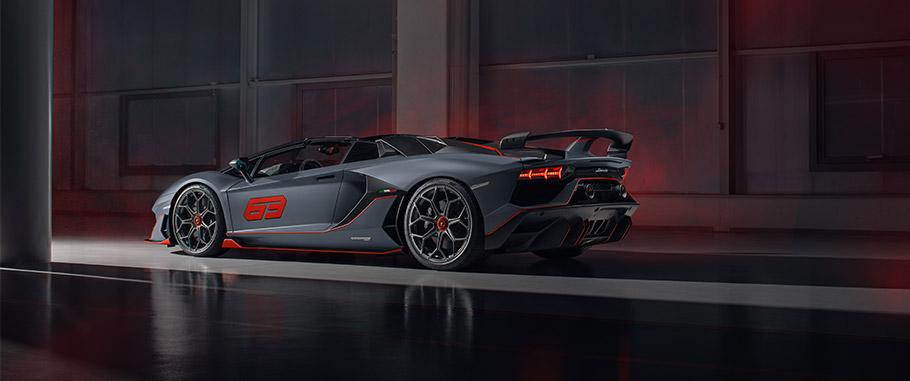 2020 Lamborghini SJV 63 Roadster