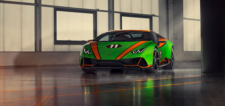 2020 Lamborghini EVO GT Celebration