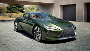 Lexus announces details about the upcoming Inspiration Series
