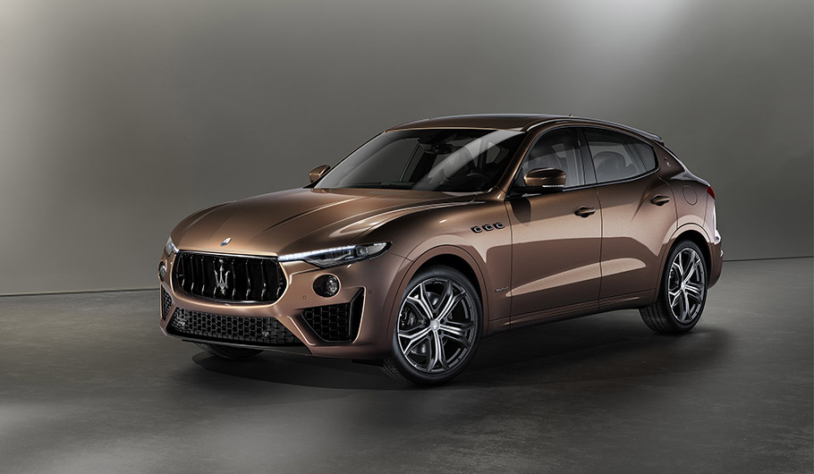 2020 Maserati Levante Grand Sport Limited Edition