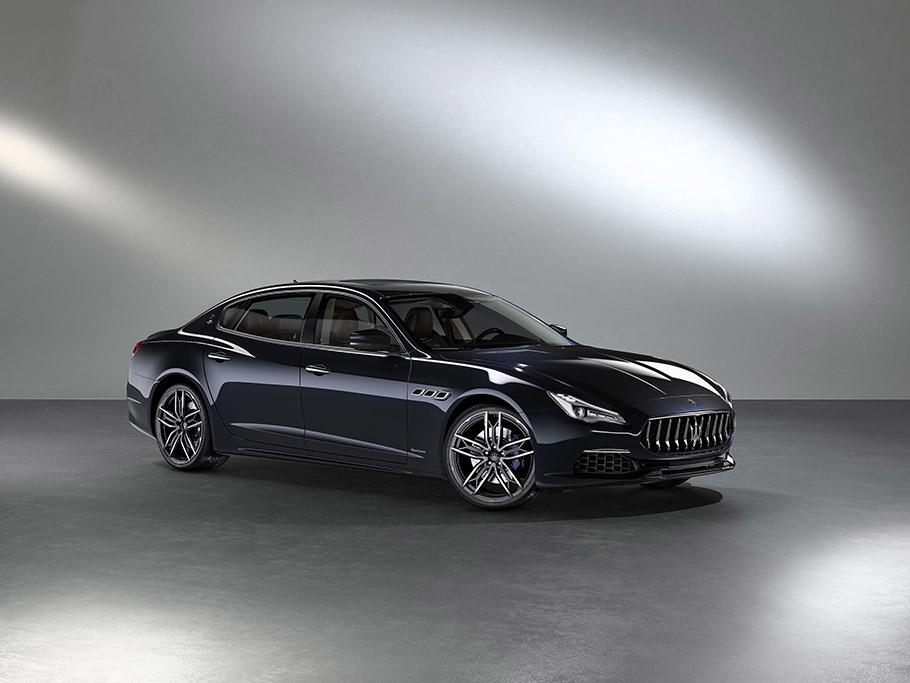 2020 Maserati Quattroporte Grand Lusso