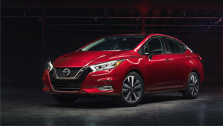 Nissan team announces details for new 2020 Versa models