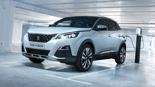 PEUGEOT reveals details about upcoming 3008 SUV GT Hybrid