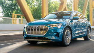 Audi presents plans for a greener and more efficient future