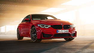 BMW showcases new limited-run of M4 machines
