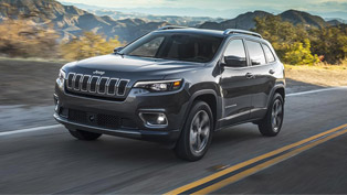 2019 Jeep Cherokee wins TOP SAFETY PICK award from IIHS