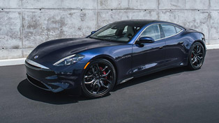 Karma Automotive unveils new Revero GT at Supercar Weekend in Vancouver!