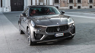 maserati showcases new levante trofeo and gts at 2019 salon privé